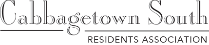 Cabbagetown South resident Association