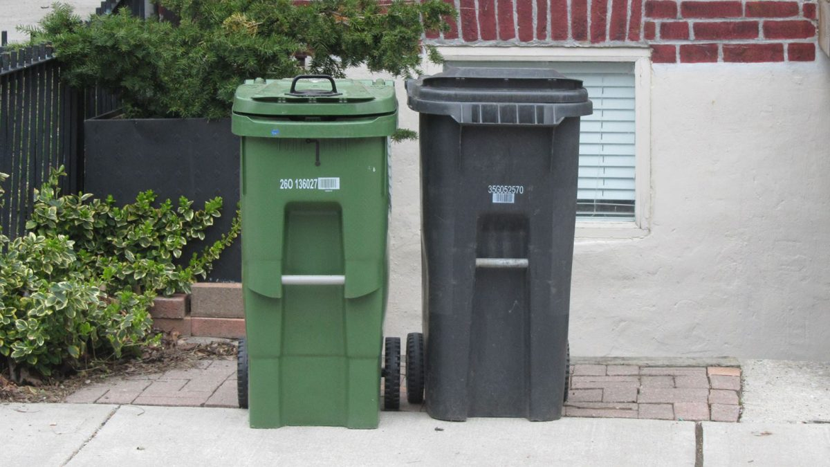City of Toronto Green Bin