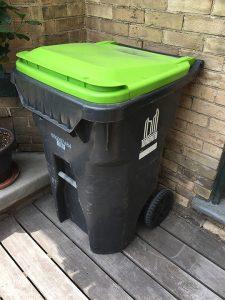 Dual Bin - Garbage & Recycling
