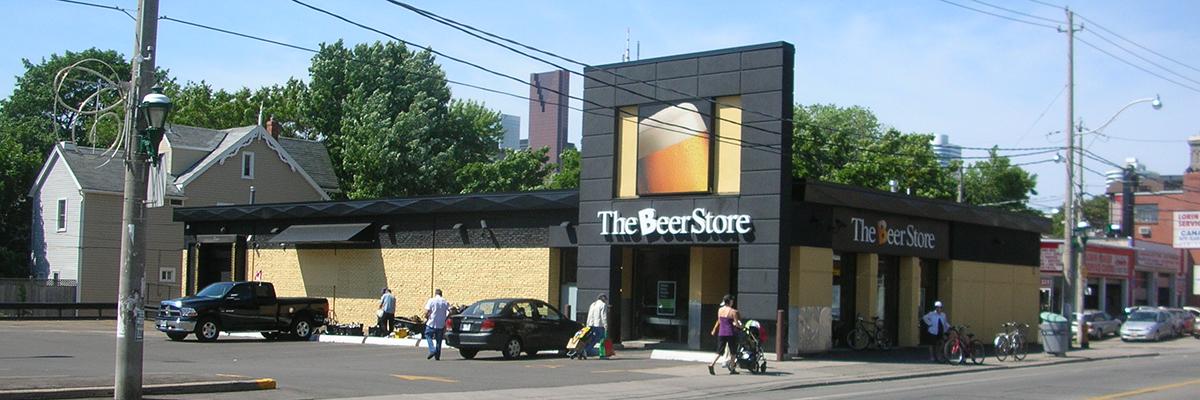 Beer Store - 227 Gerrard St. E.