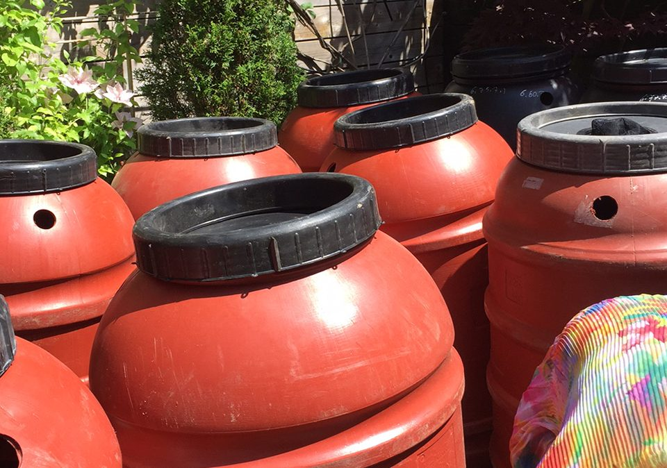 Cabbagetown South Rain Barrel Fund Raiser
