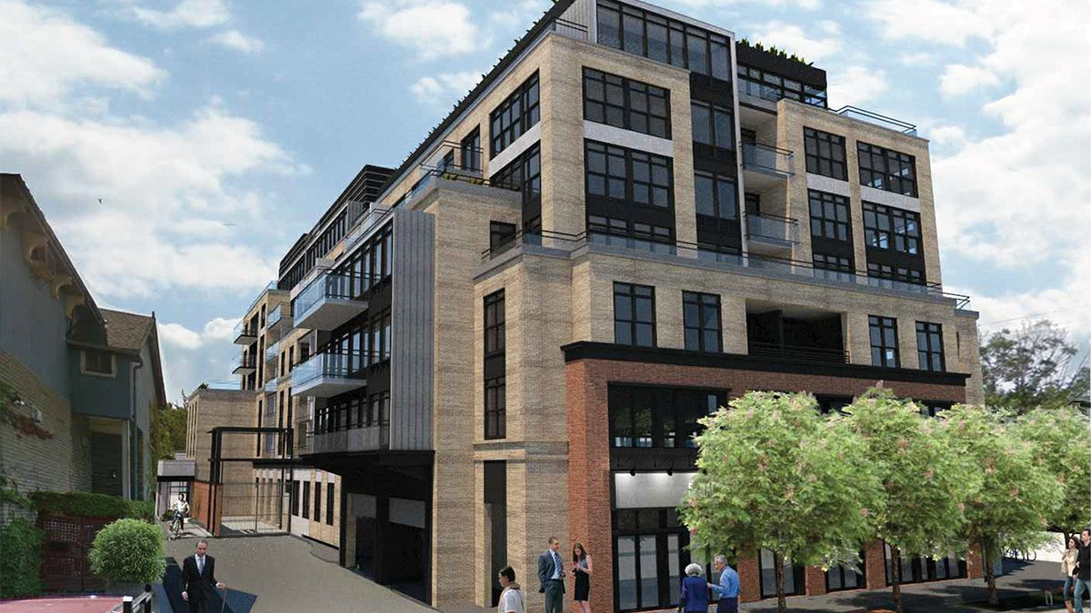 The Beer Store Re-Development - 227 Gerrard St.