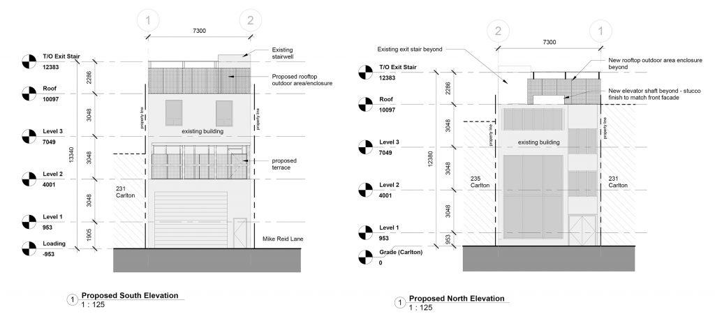 233 Carlton -Plans - Feb 13 ©Workshop Architecture