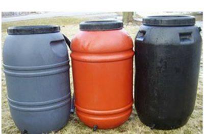 Rain Barrel Colours