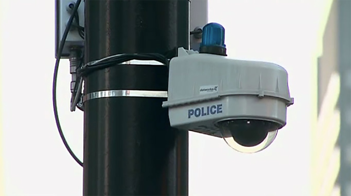 Toronto Police Service Camera