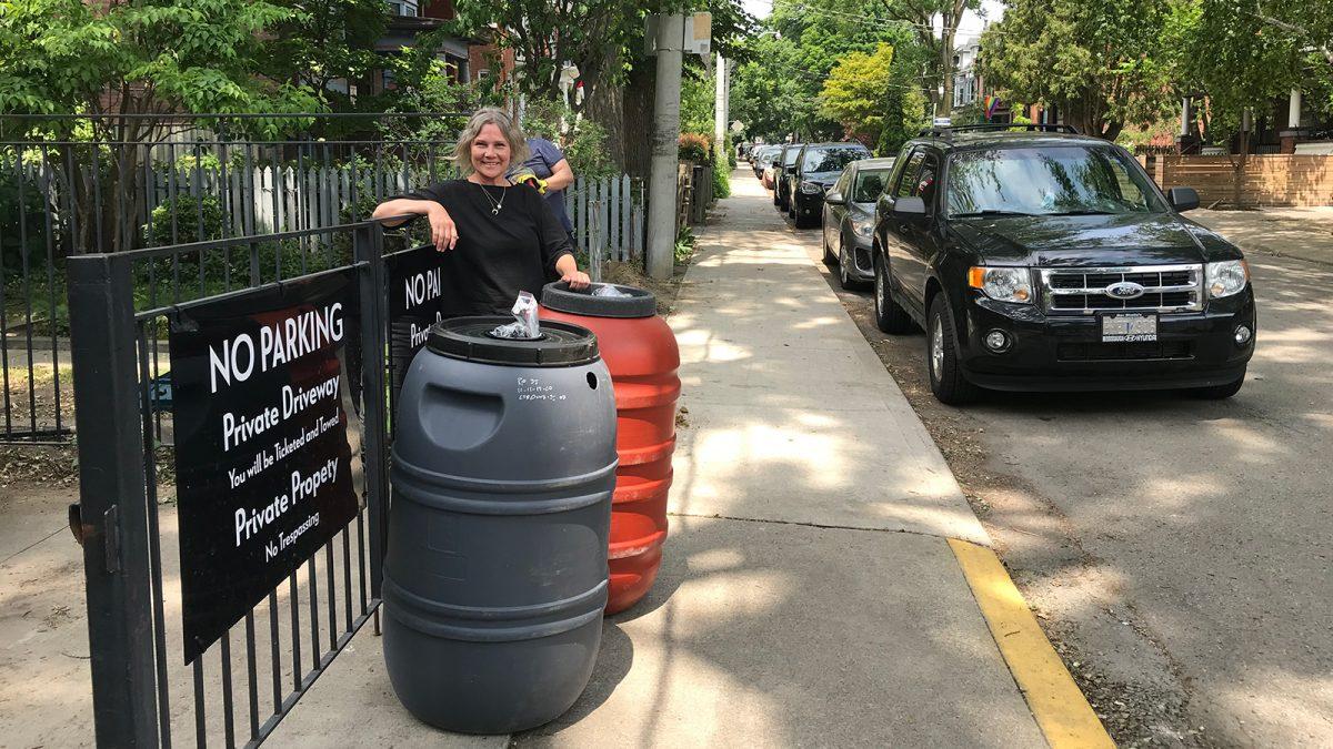Rain Barrle Fund Raiser 2020 Delivery