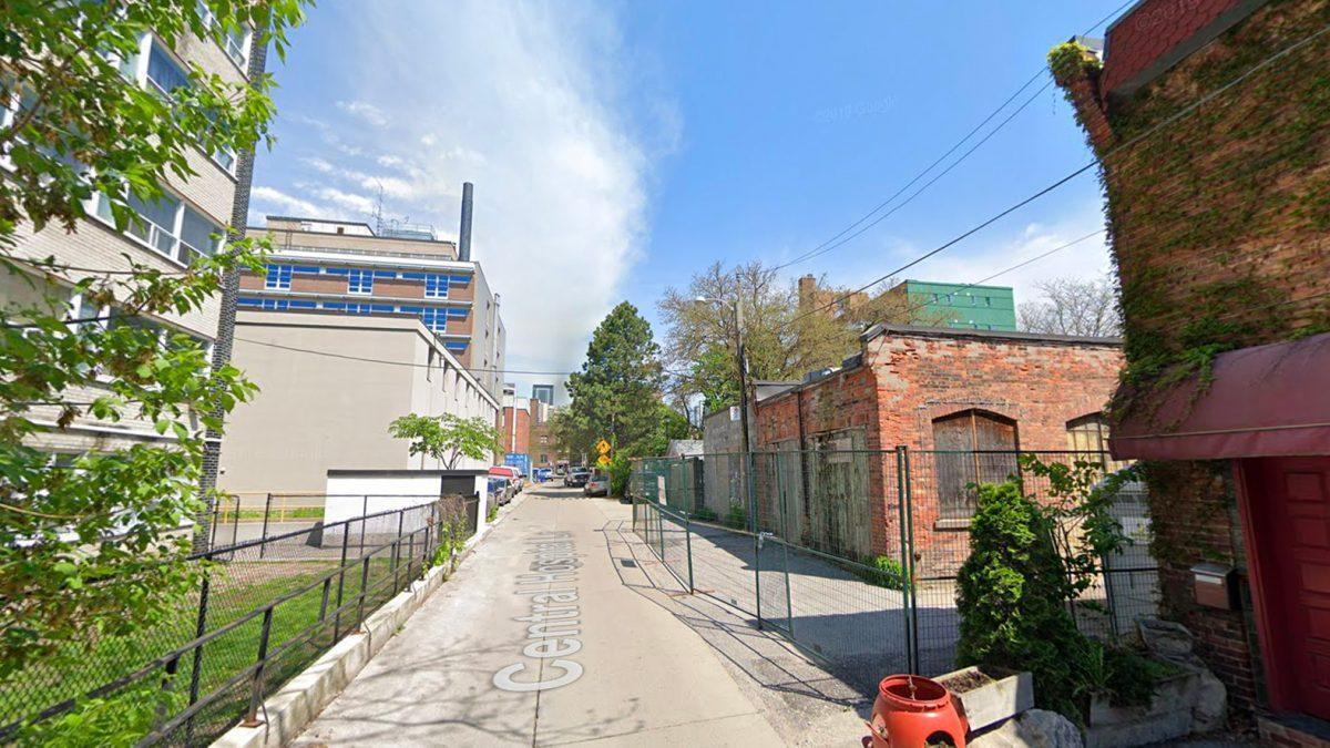 Central Hospital Lane