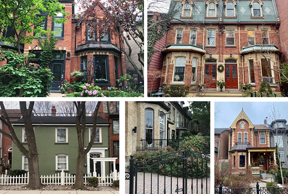 Historic Homes Cabbagetown South West