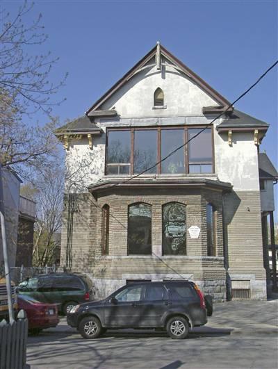 386 Ontario St.