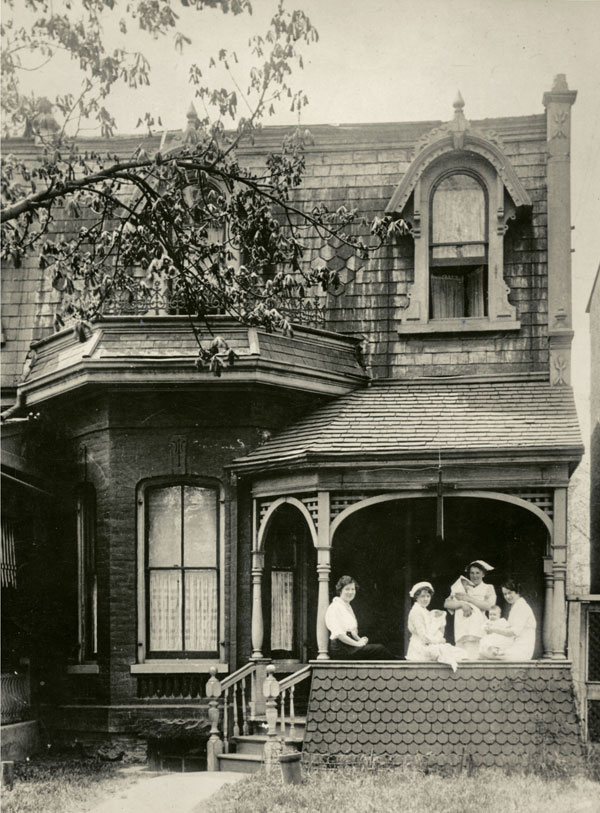 Women's College Hospital and Dispensary 1911-1915